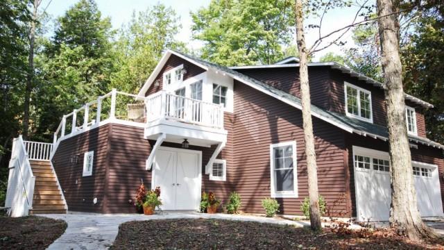 Glen Lake Cottage near Glen Arbor, Michigan