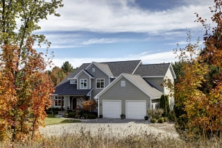 New Custom Home in Traverse City