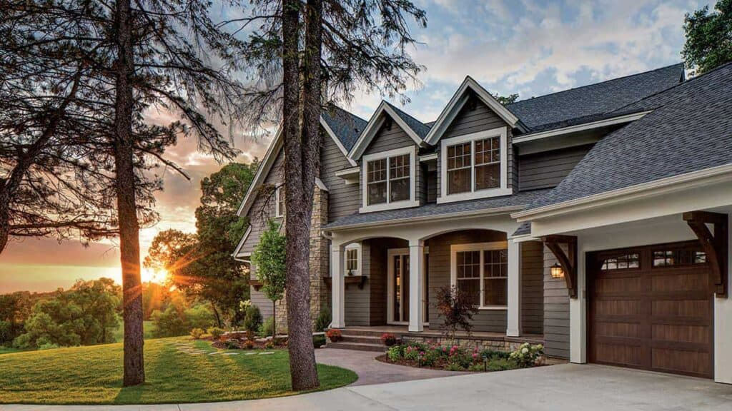 Choosing Siding For Your Custom Home